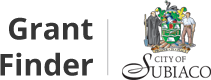 Subiaco Grant Finder Logo